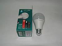 LED лампа 9W E27 4100K, груша Titanum