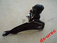 Передний переключатель с верхним подводом Shimano