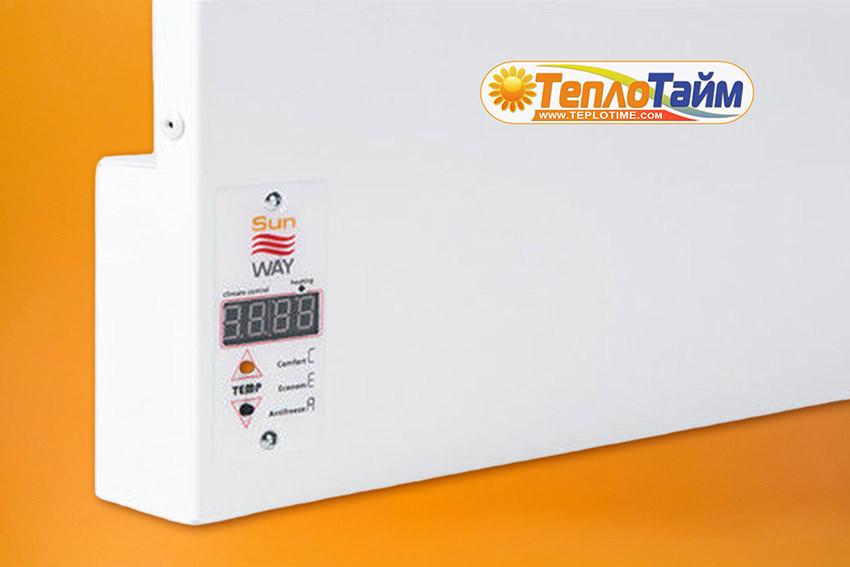 Інфрачервоний обігрівач SunWay SWRE-700 (700 Вт), (инфракрасная панель)