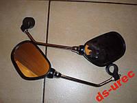 Зеркала заднего вида вело регулируемые по наклону