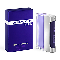 Paco Rabanne Ultraviolet Man 100Ml Tester Edt