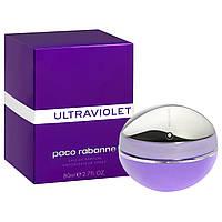 Paco Rabanne Ultraviolet For Women 80Ml Tester Edp