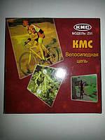 Цепь KMC Z51  велосипедная  с замком