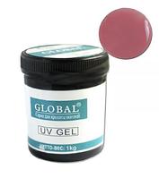Гель Global однофазный YELLOWISH камуфлирующий 1кг