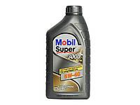 Автомобильное масло для двигателя Mobil Super 3000 5w40 (1l)