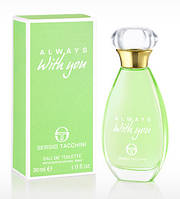 Sergio Tacchini Always With You 50Ml   Edt