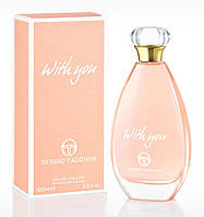 Sergio Tacchini With You 100Ml Tester Edt