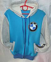 Кофта детская мальчик  BMW