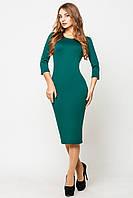 Платье женское Эльвира зеленый