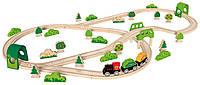 """HAPE Набор железной дороги """"Лесное приключение"""", E3713"""