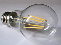Лампа светодиодная LEDEX FILAMENT 6W 570lm E27 нейтральный свет
