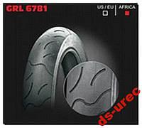 Покрышка шина скат +камера GRL 12