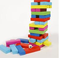 Джанга деревянная игрушка