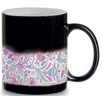 Чашка керамическая сублимационная (под логотип), фото 1