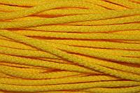 Шнур акрил 6мм.(100м) желтый, фото 1