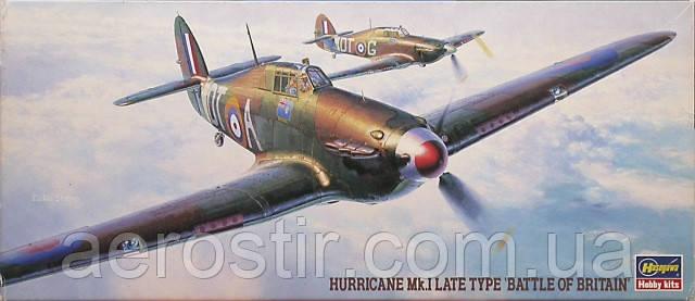 HURRICANE Mk.I [late type] 1/72 HASEGAWA 51338