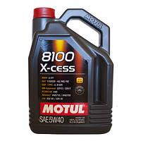 Motull 8100 x-cess 5w40 (4l)