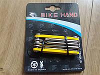 Ключи Набор велосипедных шестигранников bike hand