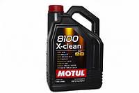 Автомобильное масло для двигателя Motul 8100 x-clean 5w40 (4l) 854154