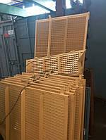 Решето нива, комплект, евро, увр. нового образца, ламелии Джон Дир