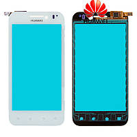 Touchscreen (сенсорный экран) для Huawei U8860 Honor, оригинал (белый)