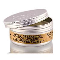 Матовый воск для укладки волос Tigi B For Men Matte Separation Workable Wax