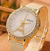 Женские наручные часы HOANS Эйфелева башня