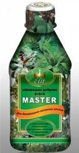 Рост-Мастер удобрение для Декоративно-Лиственных растений, 0,3л