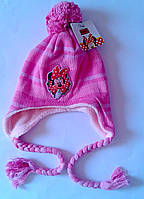 Головные уборы Зима Minnie Mouse Обх. Гол. 52 см 770-276 CottonLand Польша