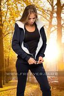 Женский оригинальный спортивный костюм FREEVER (Код: 77015)