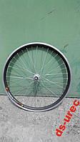 """Колесо обод вело двойной 24""""  передний, фото 1"""