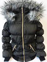 Синтепоновые куртки из плащевки