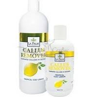LA PALM Callus Remover - Lemon - Средство для удаления мозолей, 946 мл