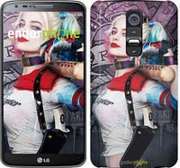 """Чехол на LG G2 Отряд самоубийц """"3763u-37"""""""