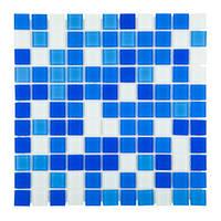 Мозаика стеклянная Cristal Bahama светлая
