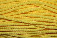 Шнур акрил 6мм.(100м) св.желтый, фото 1