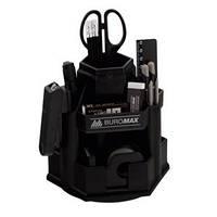 Настольный набор BUROMAX 6310-01 черный