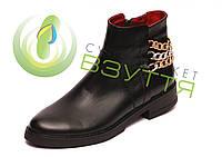Кожаные ботиночки женские MARKO ROSSI