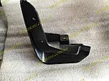 Брызговик передний правый  резиновый Lanos Ланос Sedan Сенс Sens 96306140/96303234, фото 3