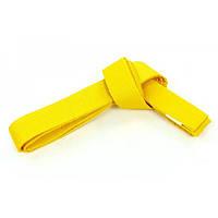 Пояс для кимоно Champion жёлтый UR CO-4073-3