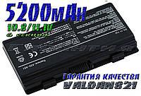 Аккумуляторная батарея Asus A32-X51 A32-T12 A32-XT12 A32-T12J 70-NQK1B2000Z 90R-NQL1B1000Y 90-NQK1B1000Y Pro52