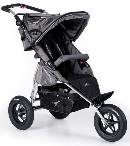 Детская прогулочная коляска TFK Joggster III 12