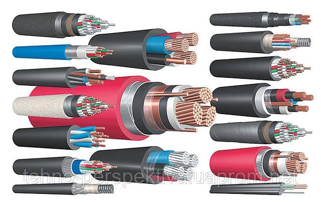 Провода и кабеля