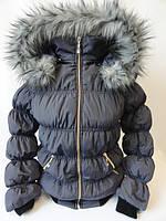Зимние куртки с капюшоном