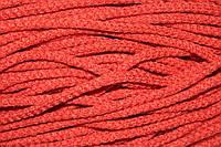 Шнур акрил 6мм.(100м) оранж (хн9), фото 1