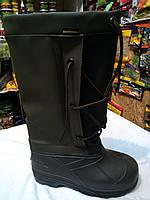 Сапоги - бахилы зимние рыбацкие (роксы), ботинки для охоты шипованые 42 размер