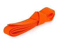 Пояс для кимоно Champion оранжевый 280см