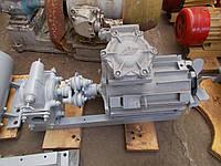 Насосный агрегат шестеренный Ш-40-4-1-17/6-1 с электродвигатилем 5 кВт.