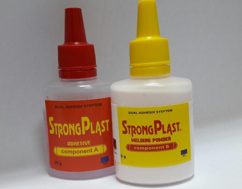"""Комплект """"StrongPlast"""" компоненты А и В"""