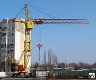 Аренда башенного крана КБ-403; КБ-308
